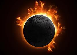 angin matahari yang bisa menghanguskan semua kehidupan di bumi